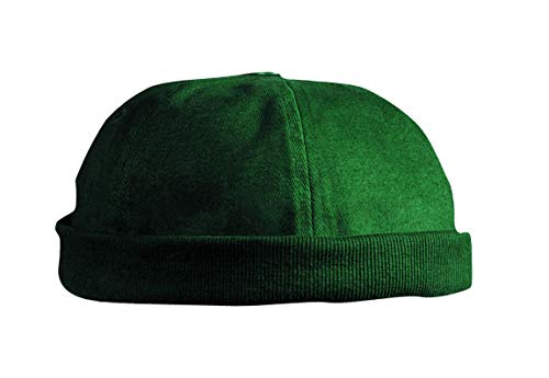 Myrtle Beach 6 Panel Chef Cap in dark-green Größe: one size