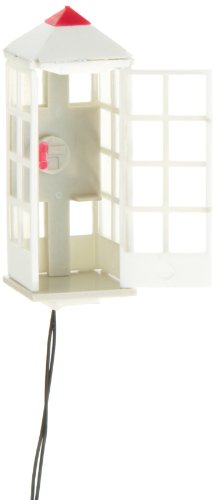 Preisvergleich Produktbild Viessmann 5072 - H0 Telefonzelle Telekom geschlossen