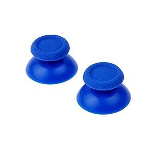 Sony PS4 Playstation 4 Thumbstick Analogstick Joystick Set – Blue