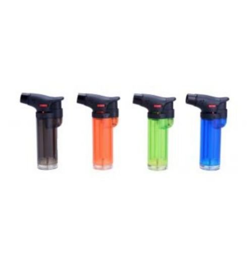 prof-4-single-jet-flame-torch-lighter-refillable-lockable-windproof-green