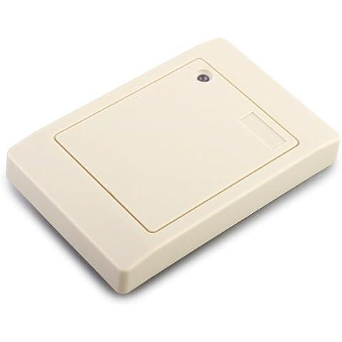 SODIAL (R) de proximidad RFID Reader Lector de bloqueo de la puerta de acceso ID Control System