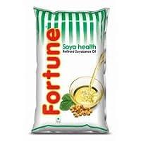 Fortune Plus Refind Soyabean Oil 1 Lit.