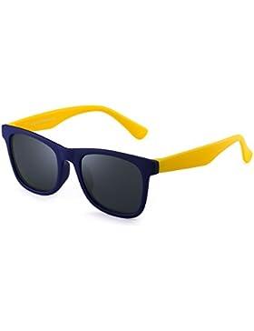 Polarizadas Niños Gafas de Sol Goma Chicas Chicos Hijos Flexible Anteojos Años 3-12