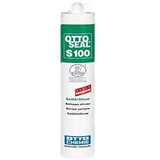 OTTOSEAL S 100, Das Premium-Sanitär-Silicon Farbe Braun / Preis.per ltr.26,50...