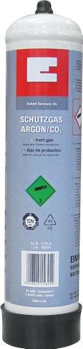 Einhell Schutzgas (CO2 Kohlensäure, Einwegflasche)