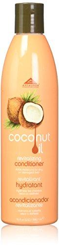 Masque à l'huile de coco Revitalisant et Hydratant