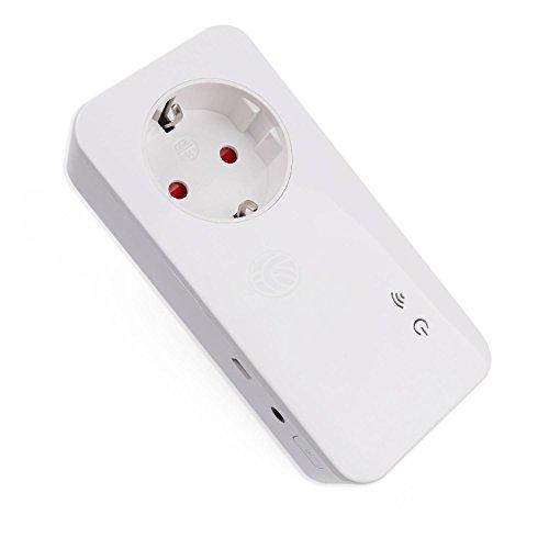 photo Cablematic - Branchez à distance par téléphone mobile GSM T4 Simpal