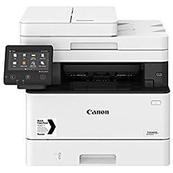 Canon MF443dw Imprimante Laser Multifonction Monochrome Blanc
