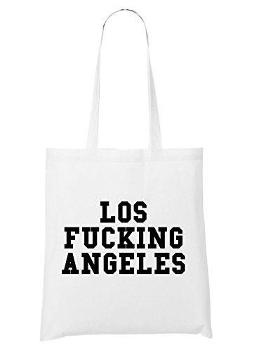 Los Fucking Angeles Sac Blanc