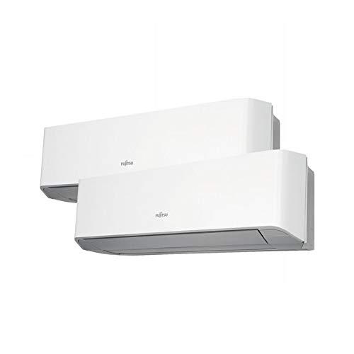 Aire acondicionado Multisplit 2x1 Inverter Fujitsu