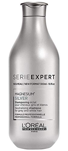 L'Oréal Magnesium Silver Shampooing 500 ml