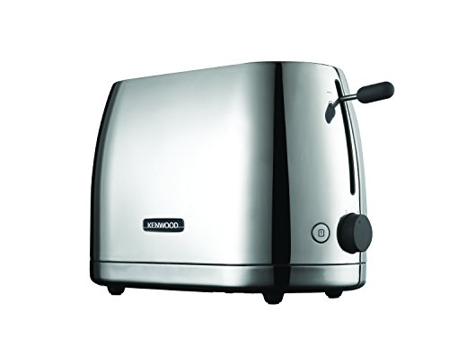 Kenwood TTM550 Edelstahl poliert 2-Scheiben Toaster Turin