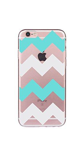 Case Cover Per iphone 6 6S 4.7 pollici Trasparente TPU Gel Silicone Bumper Protettivo Skin Custodia Ultra-sottile Flessibile morbido Protettiva Shell(Dente di leone) M