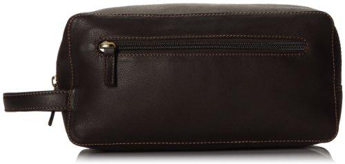 derek-alexander-single-top-zip-travel-case-brown-one-size