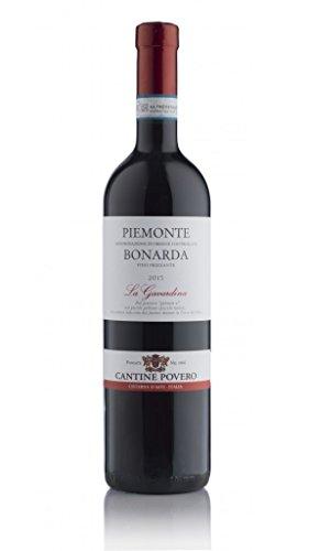 Cantine Povero - Fratelli Povero - La Gavardina Piemonte Bonarda Doc Frizzante 0,75 lt.
