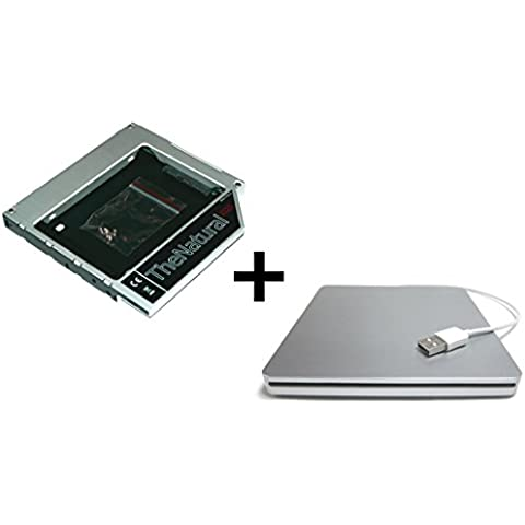 TheNatural2020 - HDD/SSD adaptador para Apple iMac 20