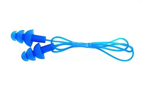 TININNA 5 pares Auriculares impermeables impermeable
