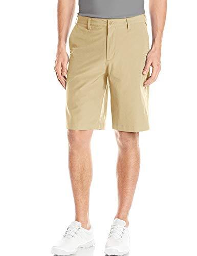 Short Golf Homme Bermuda Chino été Solid Voyage Plaid Pantalon Court FR 54=US 44'' Taille 56cm...