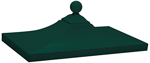 salsbury-industries-3350grn-regency-decorative-cbu-top-green