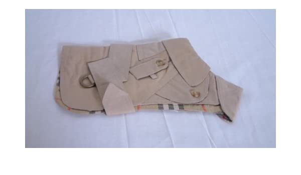 8fa6357312e9 Burberry Trench Coat With Beige Check Lining (8