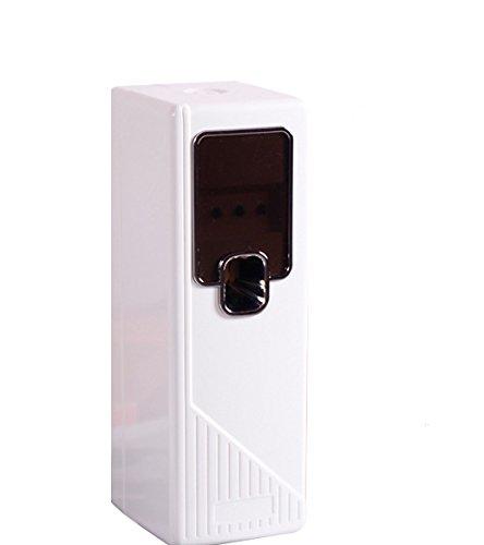 Sensor de luz LED Temporizador Dispensador de aerosol Purificador de aire Dispositivo de desodorización Difusor de aroma para el inodoro KTV doméstico