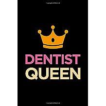 Dentist Planner: 2019: Organizer and notebook: Dentist queen