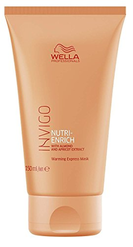 Express-extrakt (Wella Professionals Invigo Nutri-Enrich Warming Express Mask, 150 ml)