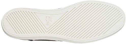 Lacoste Sevrin Mid, Sneaker Uomo Marrone (Dk Brw)