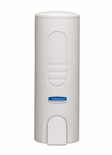 Kimberly-Clark Professional 06982000 Compact Luxury Foam Hand Cleanser Dispenser - White, 200 ml