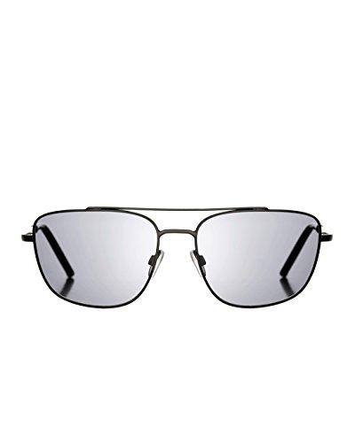 Marshall Jimi Sonnenbrille schwarz (Black Velvet/Dark Smoke Grey)-Onesize