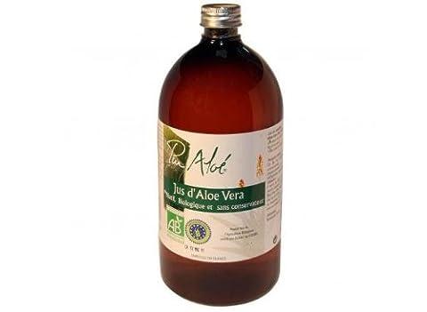 Pur Aloé - Aloé vera bio Pur jus à boire - 500 ml