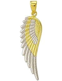 Colliers Kreativ Schlangen Kette Mit Anhänger Brillant Diamant In Aus 585 14kt Gelbgold # Uhren & Schmuck