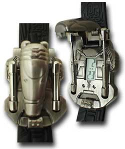 Star Wars Episode I Die-cast Watch