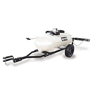 Agri-Fab AG45-0292 15gal Pro Towed Sprayer - White/Black