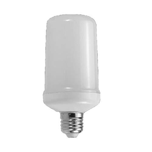 Kreative LED Flamme Flackern Licht Led Simulation Dynamisches Flammenlicht Schwerkraftsensor Dekorative 3 Modi LED Feuerlicht - E27 Lampenfassung