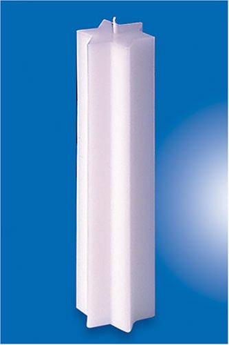 KnorrPrandell 8312362 Kerzengießformen - 'Sechs-Stern', 55 x 200 mm