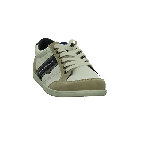 TOM TAILOR Herren 2780204 Sneaker Weiß