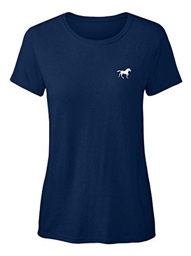 teespring Novelty Slogan T-Shirt - Bloomsbury Equestrian Horse T-Shirt