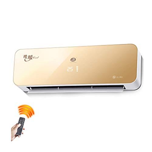 XXT Calentador de 2000W, 3000W Clasificación Impermeable HD Display de Control Remoto de Pared 8 Horas Tiempo de Control de Temperatura Inteligente (Energéticamente eficiente+)