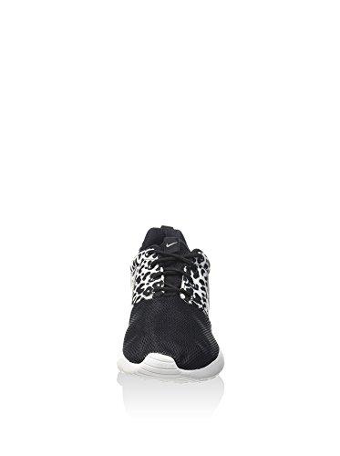 Nike Mädchen Jr Roshe One Print Gs Lauflernschuhe Schwarz / Weiß