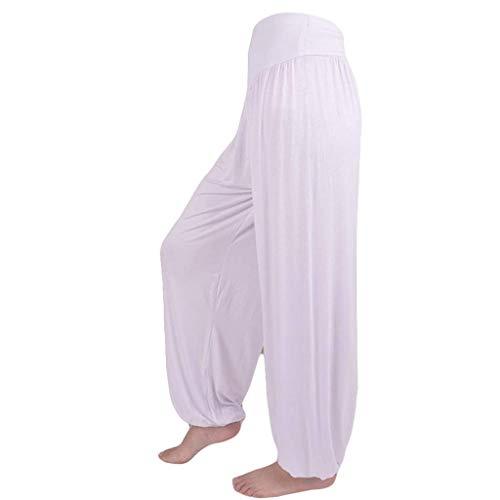 UFACE Pantaloni Casual Larghi di Yoga di Grandi Dimensioni Pantaloni Casual Pantaloni Larghi di Gamba Lanterna Estate Nuovi Sport da Corsa Femminili Harlan Pantaloni Sottili di Fitness Sezione