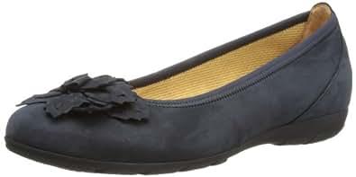 Gabor Shoes Gabor 84.160.16 Damen Ballerinas, Blau (nightblue), EU 38 (UK 5) (US 7.5)