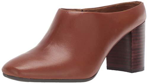 Gucci Leder Tan (Aerosoles Damen CAST Stone Turnschuh, Dark Tan Leather, 38.5 EU)