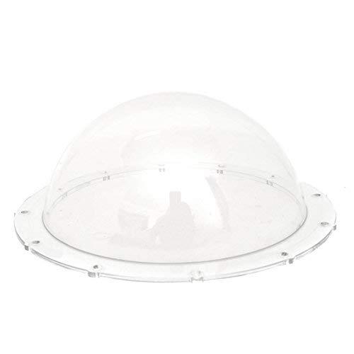 """TELESIN Cubierta de techo transparente de 6 """", para el Gopro Hero 3/3 + / Hero 4 y Hero 5 Fotografía subacuática TELESIN Dome Port"""