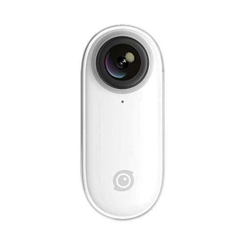 hardwrk Insta360 GO - weiß - kleine wasserdichte Action-Kamera mit Bildstabilisierung - Digitale Action-Cam Sport Freizeit Video Kamera Full HD magnetische Anbringung