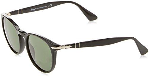 Persol Sonnenbrille Polasiert 3157 Black 95/31, 54