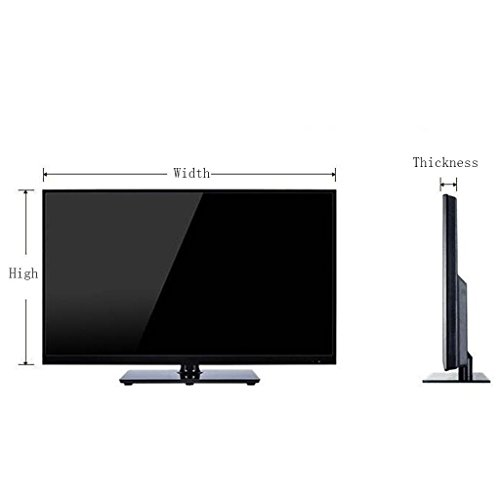 Hanging TV Set Dust Cover Cover Surface Liquid Crystal TV Cover   32 inches   d