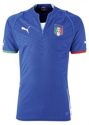 puma FIGC ITALIA Italien Trikot Home Confederations Cup Brasil 2013, Größe:2XL -