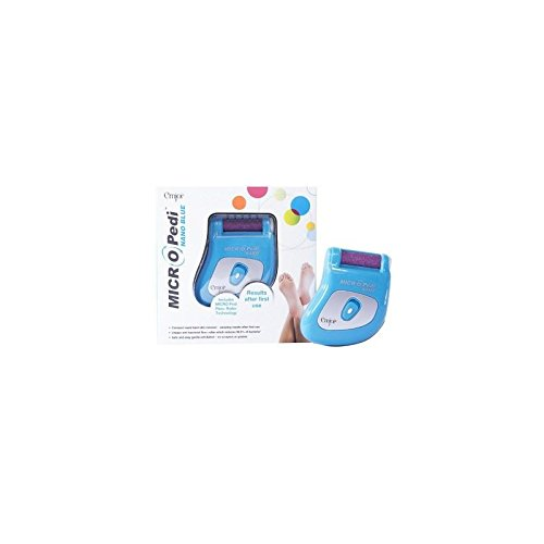 Micro Pedi Nano - Bleu (Pack de 4)