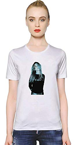 Movie Stars Merchandise Jennifer Aniston Women T-Shirt Girl Ladies Stylish Fashion Fit Custom Apparel by Small